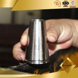 금속에 의하여 압축 응력이 주어지는 앵커리지 (닻) 및 쐐기(wedge)