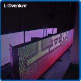 schermo esterno di perimetro LED del TUFFO pH10 per gli sport locativi