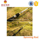 Poteau de pêche portable Tackle Carbon Fiber Spinning Lure Rod