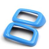 De gloednieuwe ABS Materiële UV Beschermde Blauwe Dekking van de Veiligheidsgordel van de Stijl van de Kleur AchterVoor Clubman van Mini Cooper F54 (2PCS/Set)