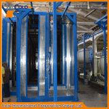 Metalltür-Tunnel, der Ofen für automatische Puder-Spray-Zeile aushärtet