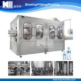 Equipamento de engarrafamento puro da máquina de enchimento da água do frasco 500ml industrial