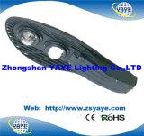 Yaye 18 luz de calle de las luces de calle de la MAZORCA 50W LED del precio de fábrica/50 vatios LED con Ce/RoHS 3 años de garantía