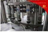 Máquina de rellenar en botella del aceite de cocina automático/del aceite de mesa