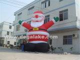 メリークリスマスのための高品質6m膨脹可能なサンタクロース