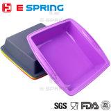 BPA Free Big Size Square Silicone Cake Pan Mold