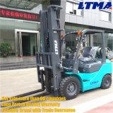 Ltma 소형 1.5 톤 LPG 포크리프트 명세