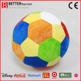 다채로운 아이들을%s 견면 벨벳에 의하여 채워지는 축구 장난감 또는 아이 또는 팬