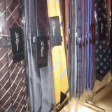 100% Estoque de Tecidos Jacquard artesanais de Seda Pronto gravata