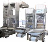 Type à chaînes convoyeur d'ascenseur de position de Z et machine alimentante pour le fourrage et la nourriture
