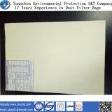 Zak van de Filter van de Collector van het stof de Acryl Niet-geweven voor de Installatie van het Asfalt van de Mengeling