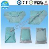 Robes chirurgicales renforcées non-tissées de Diaposable