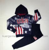 Мальчик Children′ Костюм спорта s для одежды малышей
