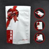 Fastfood- Nahrungsmittelgrad-Aluminiumplastiktasche für Nahrungsmittelpaket mit Reißverschluss