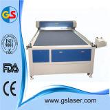Автомат для резки лазера СО2 GS1610 80W для ткани