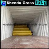 Gramado artificial interno e ao ar livre para o assoalho