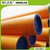 Grande tubo de plástico PE100 RC para esgoto / água / gás / óleo