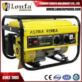 Ast3800dx Astra de gasolina de 2,2 Kw 6.5HP Corea generador