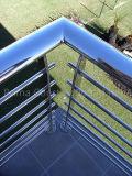 De Balustrade van de Staaf van de Staaf van het roestvrij staal