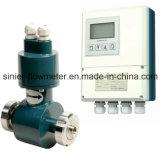 Счетчики- расходомеры ввода электромагнитные/магнитный измеритель прокачки