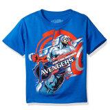 T Shirt projetando e impressão de rapazes T-shirt de manga curta