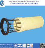Sacchetto filtro della polvere per l'alloggiamento del filtro a sacco utilizzato per il sacchetto filtro dell'accumulazione di polvere P84