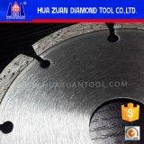 Le dièse superbe 105mm segmenté scie la lame pour des outils de diamant de découpage