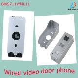 7インチTFTカラータッチ画面の無線ビデオドアの電話ドアベル