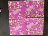 Impresora flexográfica plegable de papel del papel de la servilleta de la máquina de la servilleta de alta velocidad