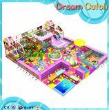 Matériel d'intérieur de cour de jeu du château vilain des enfants neufs de modèle
