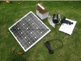 AC 펌프를 적응시키기를 가진 5.5kw 자동적인 태양 펌프