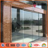 벽 클래딩 (AE-502)를 위한 2015 매력적인 돌 완료 알루미늄 합성 위원회