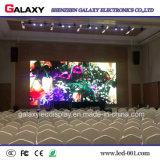 Farbenreiche örtlich festgelegte P3/P4/P5/P6 LED Bildschirm-Innenbildschirmanzeige für das Bekanntmachen