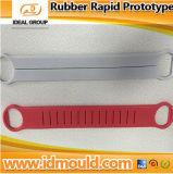 Силикон отлитый в форму Overmolding резиновый продуктов прототипа пластичный Overmolding