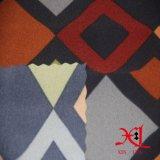 Ткань европейской печати цифров типа шифоновая для платья