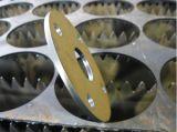 Amostra do CNC da máquina de estaca do laser