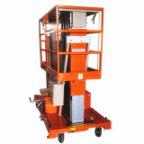 8m Hydraulisch Opheffend Werkend Platform voor Onderhoud en Installatie