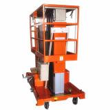 Het draagbare LuchtPlatform van het Werk voor het Werken bij Hoogte (Maximum Hoogte 8m)