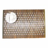 Циновка места блока Bamboo для Tabletop & настила