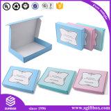 A4 크기 Kraft Foldable 포장 서류상 선물 상자