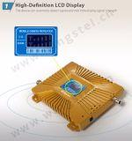 2018 Hot New Amplificador de señal de doble banda, 2G 3G 4G Amplificador de señal para su uso en casa con la antena exterior