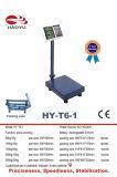 300kg Tcs 전자 플래트홈 무게를 다는 가늠자 가격