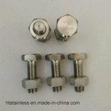DIN931 Hastelloy 2.4600 B3 N10675の十六進ボルトナットおよび洗濯機