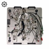 車のためのカスタム精密注入PA66+GFのプラスチック打撃型