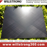Modèle de panneau composite en aluminium brossé pour Decoration Material/Panneaux de signalisation