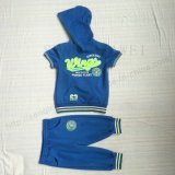 Fashion Boy Children Sport Suit Wear en vêtements pour enfants pour vêtements Sq-6231