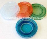 プラスチック帽子/ねじビンの王冠/プラスチックふた(SS4302)
