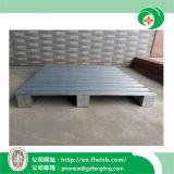 Palete de alumínio personalizado para transporte com aprovação Ce