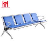 空港のための1.2mm冷間圧延された鋼鉄待っている椅子