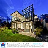Verre réfléchissant pour le murs de rideau architectural / verre / Électrique en verre de bâtiment